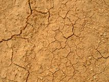 Drought. Our planet and lifeless desert Stock Images
