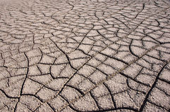 Drought at the Bisti Badlands, New Mexico, USA Stock Image