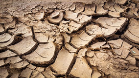 Drought brown mud. Brown dry mud sand texture cracked background texture detail drought Stock Photo