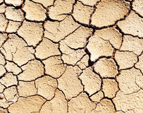 Drought, climate change Stock Image