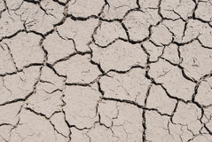 Drought conditions Royalty Free Stock Images