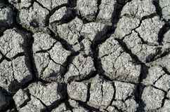 Drought earth close up Royalty Free Stock Images