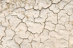 Drought. Ground surface texture dryness royalty free stock photography