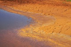 Drought climate change royalty free stock photography