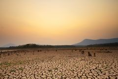 Drought impact Stock Images