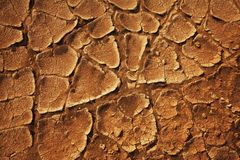 Drought land Royalty Free Stock Image