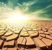 Drought land Stock Photo