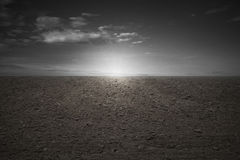 Drought land abstract background Stock Images