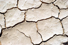 Drought land - desert background Stock Image