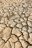 Drought land soil. Texture on the ground Royalty Free Stock Image