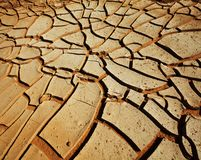 Drought lands Royalty Free Stock Image