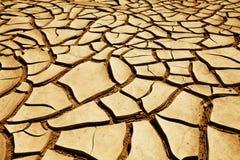 Drought lands Royalty Free Stock Photos