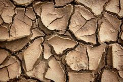 Drought soil Stock Photos