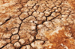 Drought texture Royalty Free Stock Image
