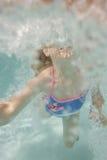 Drowning royalty free stock photo