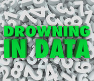Drowning in Data Too Much Overwhelming Information