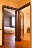 dörrar två Royaltyfria Bilder