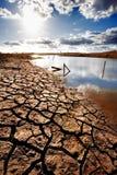 Dürre Lizenzfreie Stockbilder