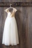 Drużki suknia Zdjęcie Stock