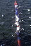 Drużyna Rowers Fotografia Royalty Free