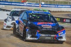 Drużynowy MDK Barcelona FIA świat Rallycross Obraz Royalty Free