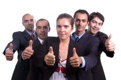 drużyna pracy Obrazy Stock