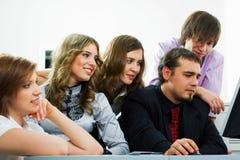 drużynowi biznesów potomstwa Zdjęcie Royalty Free