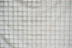 Drucianej siatki ogrodzenia tekstura Zdjęcie Royalty Free