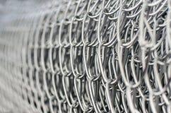 Drucianej siatki ogrodzenie w rolce Fotografia Stock