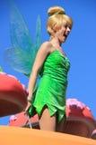 Druciarz Bell przy Disneyland fotografia royalty free