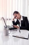 Druck im Büro Lizenzfreies Stockbild