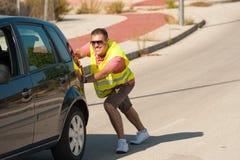 Druck seines Autos Lizenzfreie Stockfotos