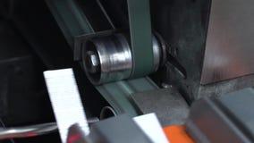 Drucken auf Druckmaschinen stock footage