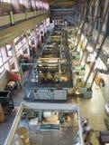 Druckenhaus lizenzfreies stockfoto