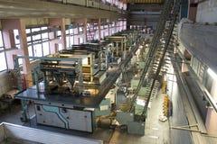 Druckenhaus Lizenzfreie Stockfotografie
