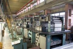 Druckenhaus stockbild