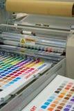 Druckenmaschine Lizenzfreie Stockfotografie