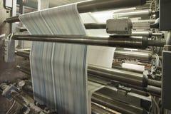 Druckenpresse lizenzfreie stockbilder