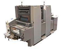 Druckenpresse Stockbild