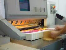 Druckenpresse Lizenzfreies Stockbild