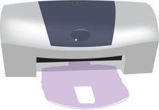 Drucker Vektor Abbildung
