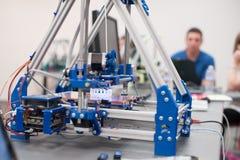 Drucker 3D stockfoto