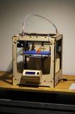 Drucker 3D Stockbild