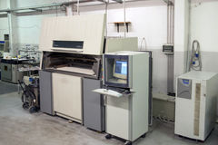 Drucker 3D u. x28; SLS& x29; Stockbilder