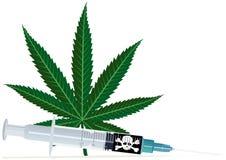 Drug Royalty Free Stock Image