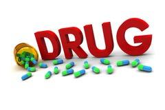 Drug Stock Photo
