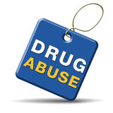 Drug abuse Royalty Free Stock Photo