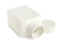 Drug bottle Stock Images