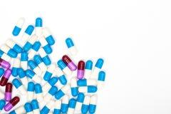 Drug capsule Stock Photography