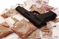 Drug money 13 Stock Photo